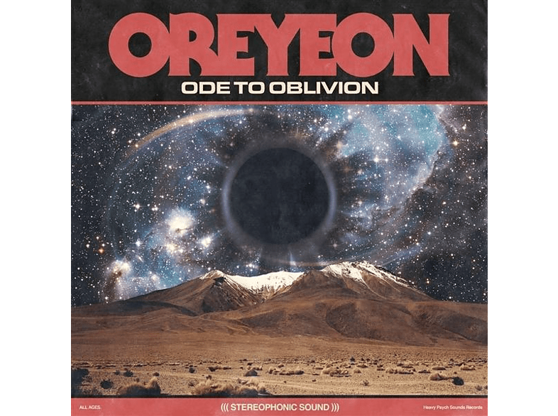 Oreyeon - Ode To Oblivion [CD]
