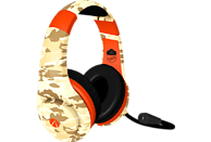 STEALTH Stealth Multi Format Stereo Headset Warrior Camo Gaming Headset, Camouflage