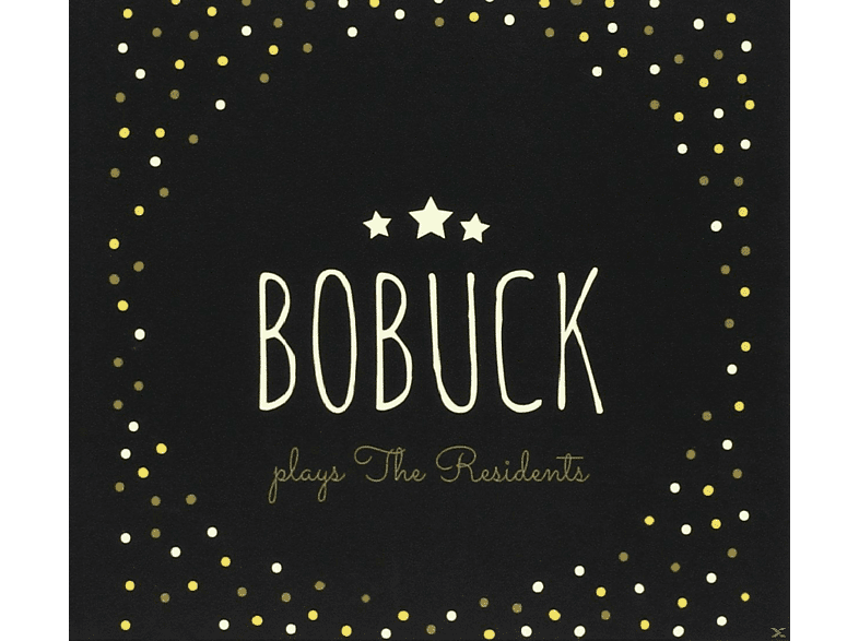 Charles Bobuck - BOBUCK PLAYS THE RESIDENTS [CD]