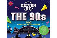 VARIOUS - Driven By The 90s [CD]