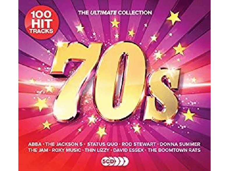 VARIOUS - Ultimate 70s [CD]
