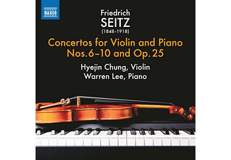Chung,Hyejin/Lee,Warren - Concertos for Violin and Piano - (CD)