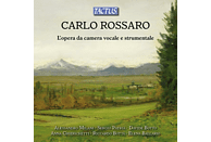 Milani/Patria/Botto/Ballario/+ - The Vocal and Instrumental Chamber Music [CD]