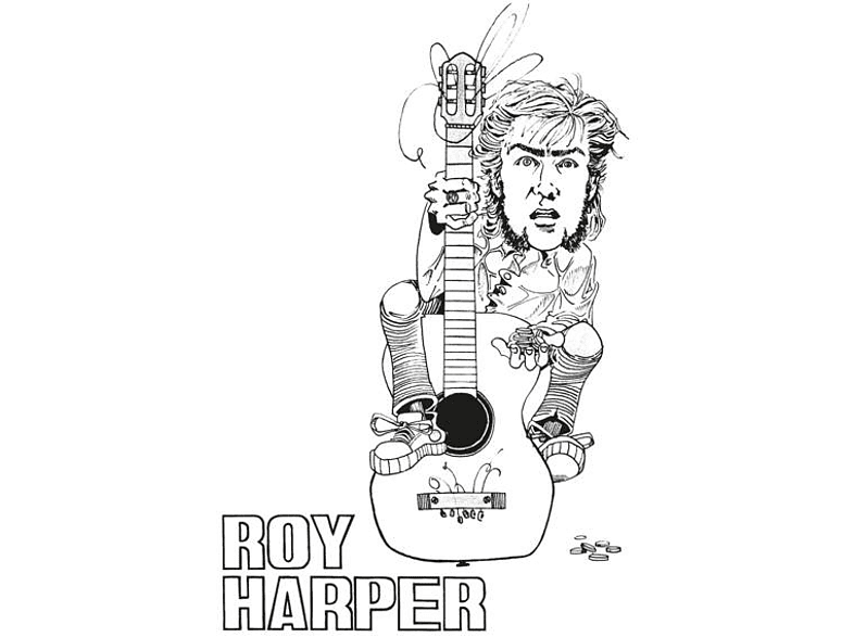 Roy Harper - Sophisticated Beggar (Ltd.Remaster 180g Gatefold) [Vinyl]