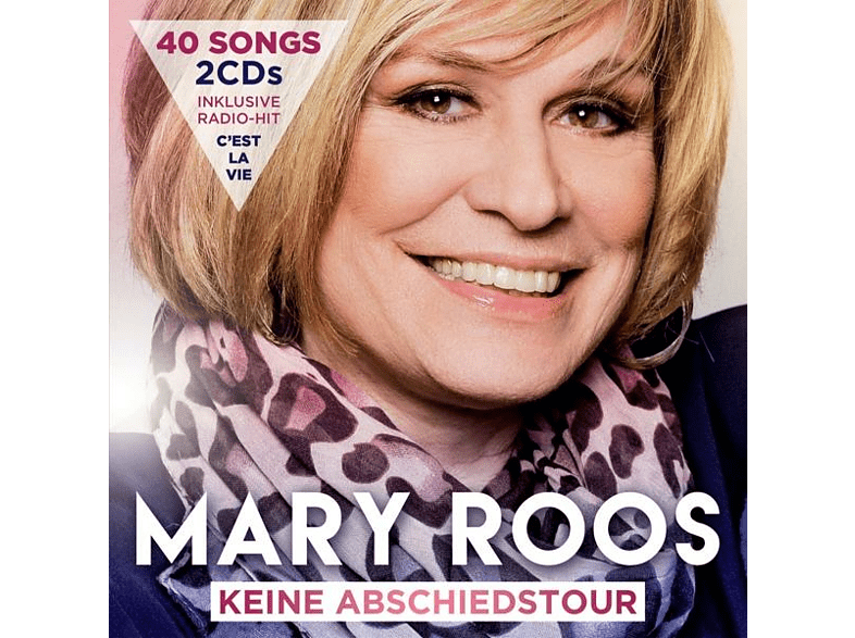 Mary Roos - Keine Abschiedstour [CD]