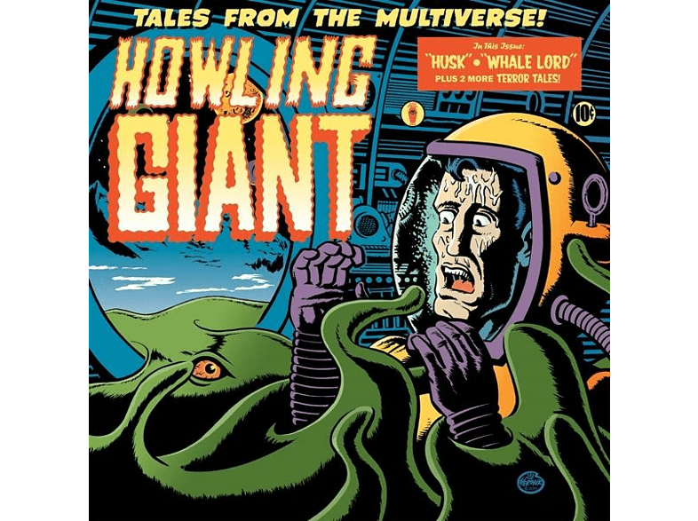 Howling Giant - Howling Giant EP [EP (analog)]