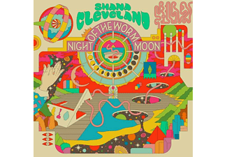 Shana  Cleveland - Night Of The Worm Moon - (CD)