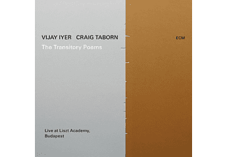 Iyer,Vijay/Taborn,Craig - The Transitory Poems - (CD)