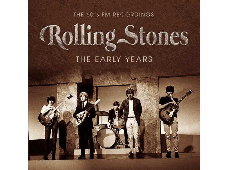 The Rolling Stones - The Early Years [CD]