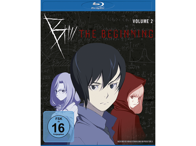 B: The Beginning Vol.2 BD [Blu-ray]