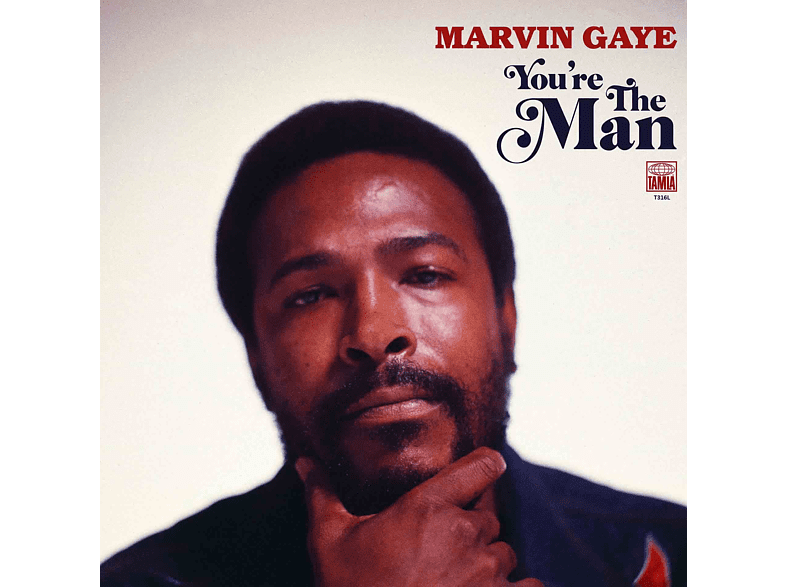 Marvin Gaye - YOU'RE THE MAN (LTD.ED.) [Vinyl]
