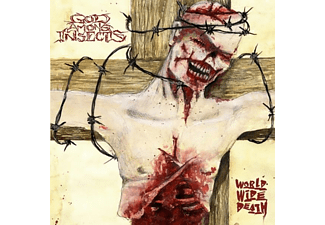 God Among Insects - World Wide Death - (CD)
