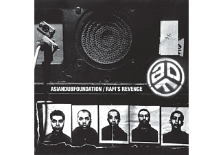 Asian Dub Foundation - Rafis Revenge (20th Anniversary EDT) CD