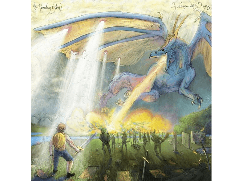 The Mountain Goats - IN LEAGUE WITH DRAGONS [CD]