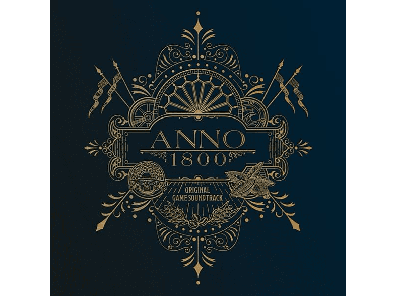DYNAMEDION - ANNO 1800: ORIGINAL GAME SOUNDTRACK [Vinyl]