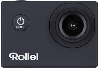 ROLLEI Actioncam Family Action Cam, Schwarz