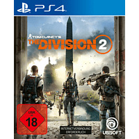 TOM CLANCYS THE DIVISION 2 [PlayStation 4]