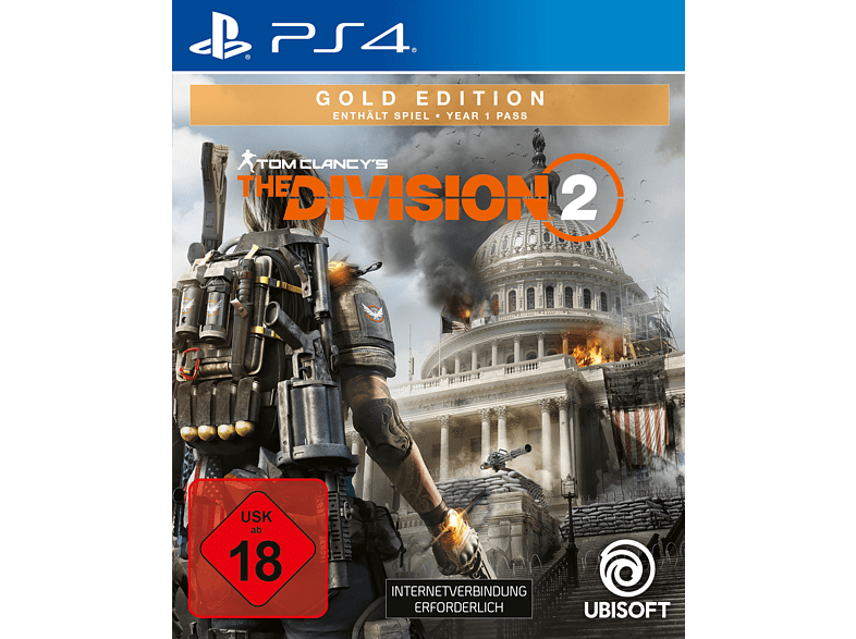 Tom Clancy's The Division 2 - Gold Edition [PlayStation 4]