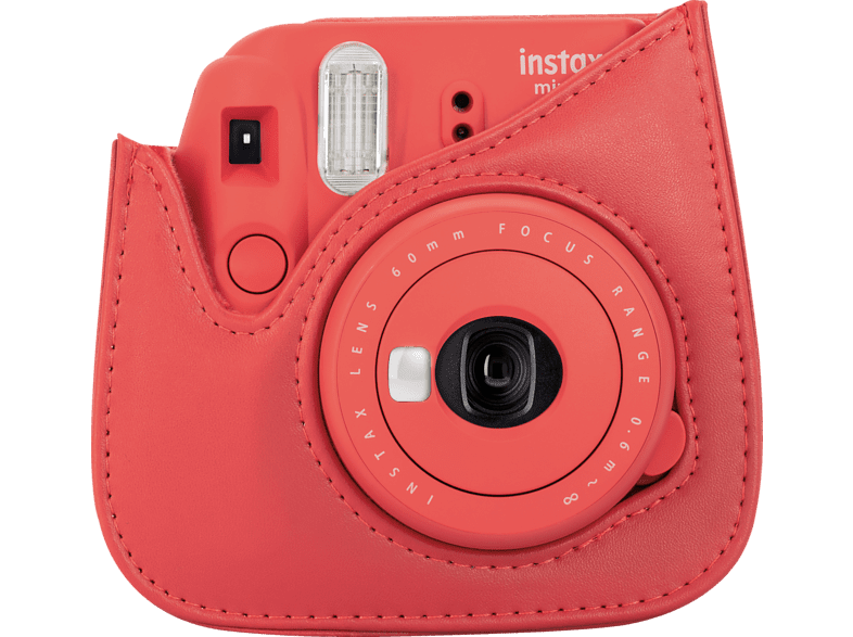 FUJIFILM instax mini 9 Kameratasche , Poppy Red