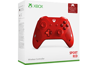 MICROSOFT Xbox Wireless Controller Sport Red SE Controller, Rot