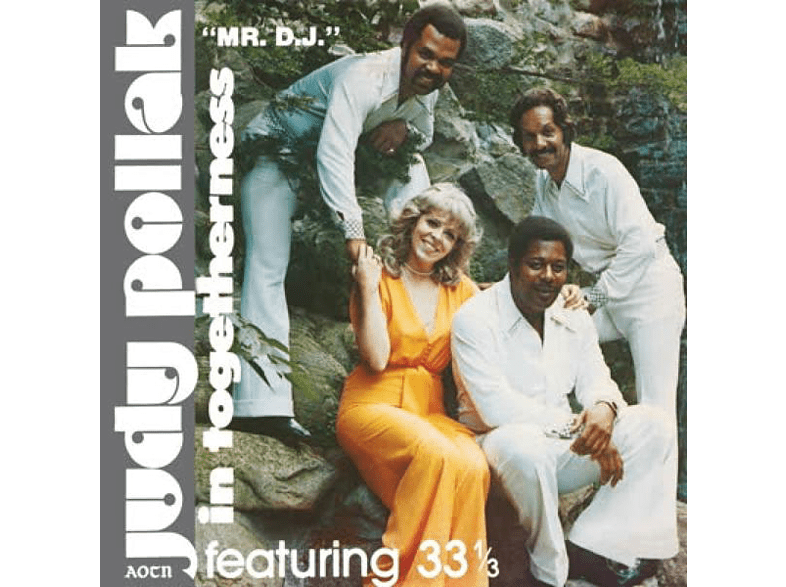 Judy  Pollak, 331/3 - In Togetherness [Vinyl]
