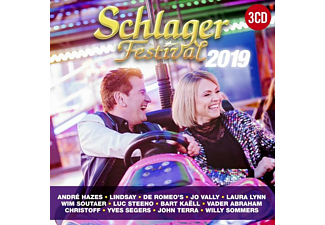 Schlagerfestival 2019 CD
