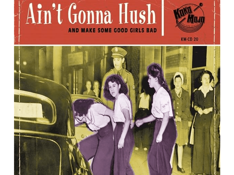 VARIOUS - Aint Gonna Hush [CD]