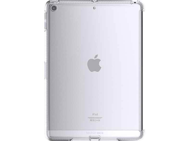 TECH21  Impact Clear Tablethülle, Backcover, 9.7 Zoll, Transparent | 05056234700921