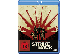 Strike Back - Staffel 5 - (Blu-ray)