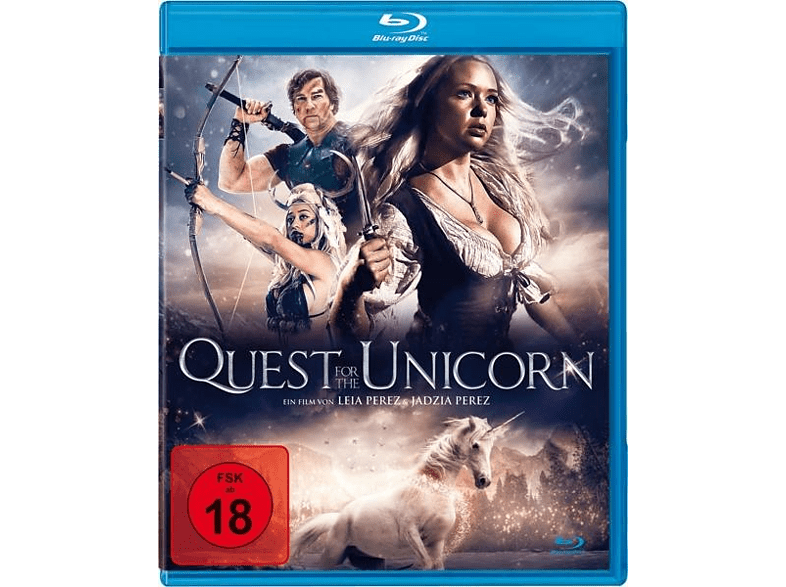 Quest For The Unicorn [Blu-ray]