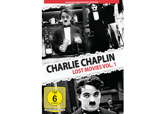 CHARLIE CHAPLIN – LOST MOVIES VOL. 1 [DVD]