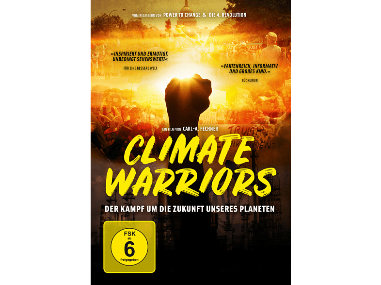 Climate Warriors [DVD]