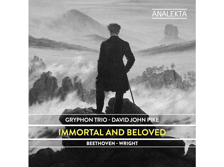 Gryphon Trio, David John Pike - Immortal & Beloved: Beethoven-Wright [CD]