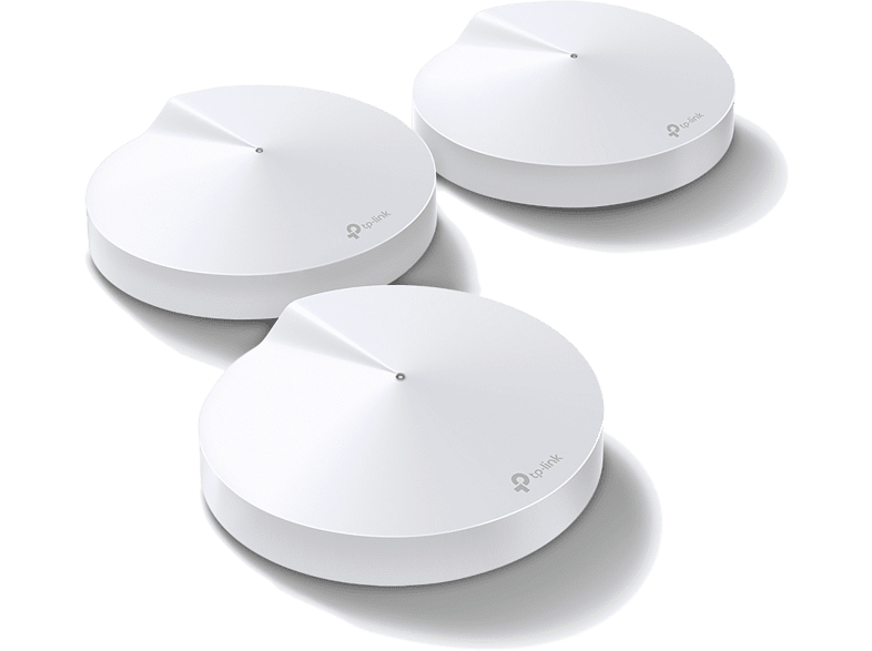TP-LINK Whole Home Hybride Mesh AC1300 3-pack (DECO P7 3PACK)