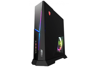 PC gaming - MSI Trident X 9SD-015EU, Intel® Core™i7-9700K, 16GB RAM, 2TB + 256GB SSD, RTX 2070, W10