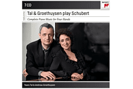 Yaara Tal, Andreas Groethuysen - Complete Piano Music for Four Hands [CD]