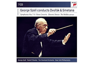 The Cleveland Orchestra, New York Philharmonic - George Szell Conducts Dvorak and Smetana [CD]