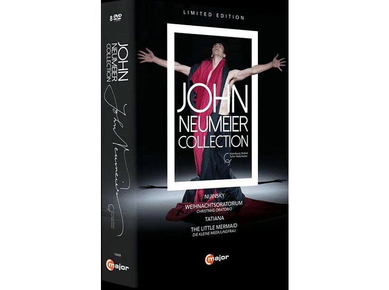 Hamburg Ballet/San Francisco Ballet - John Neumeier Collection [DVD]