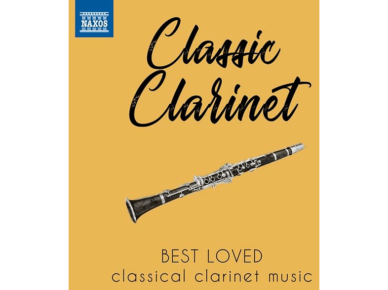VARIOUS - Classic Clarinet [CD]
