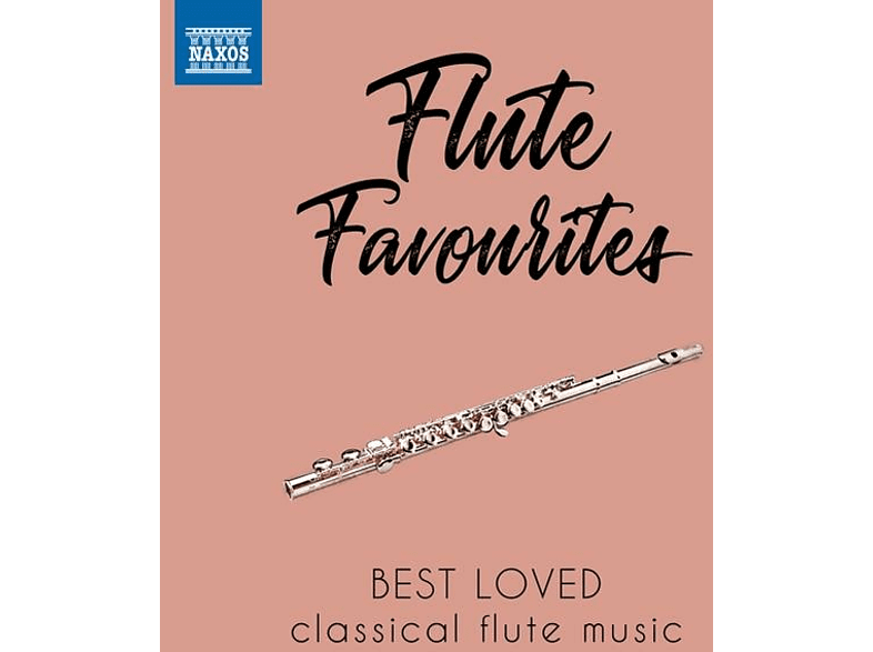VARIOUS - FLUTE FAVOURITES [CD]