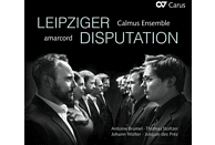 Amarcord/Calmus Ensemble/Kellnhofer/Schicketanz - Leipziger Disputation [CD]