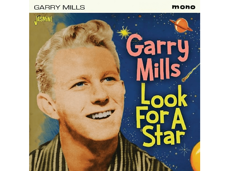 Garry Mills - Look For A Star [CD]