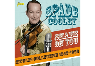 Spade Cooley - Shame On You - (CD)