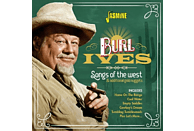 Burl Ives - Songs Of The West [CD]