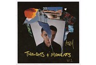 Ady Suleiman - Thoughts & Moments Vol.1 Mixtape-Red Vinyl [Vinyl]
