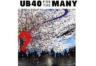 UB40 - For The Many - (CD)