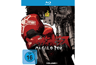 Megalo Box - Volume 1 [Blu-ray]