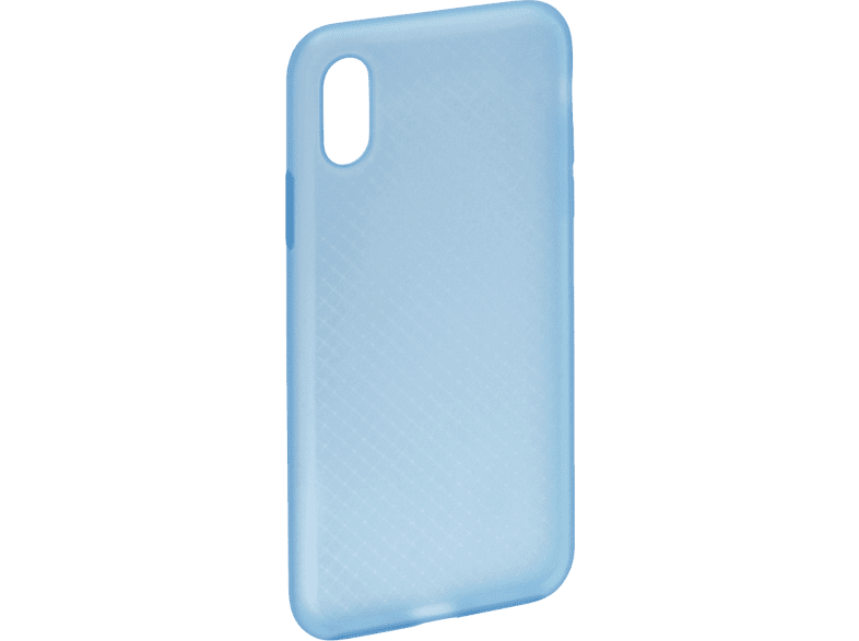 HAMA Soft , Backcover, Apple, iPhone X, iPhone XS, Blau