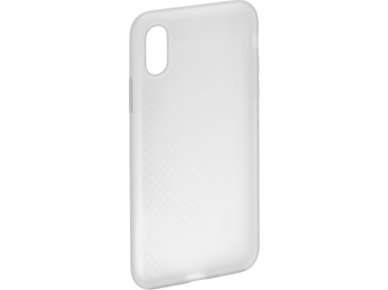 HAMA Soft Backcover Apple iPhone X, iPhone XS  Weiß