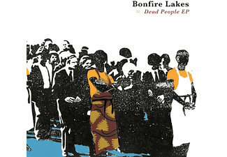 Bonfire Lakes - The Dead People EP CD